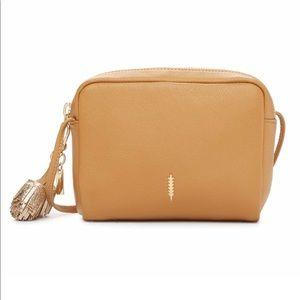 Thacker Pompom Leather Crossbody Bag 73418c363d1b9